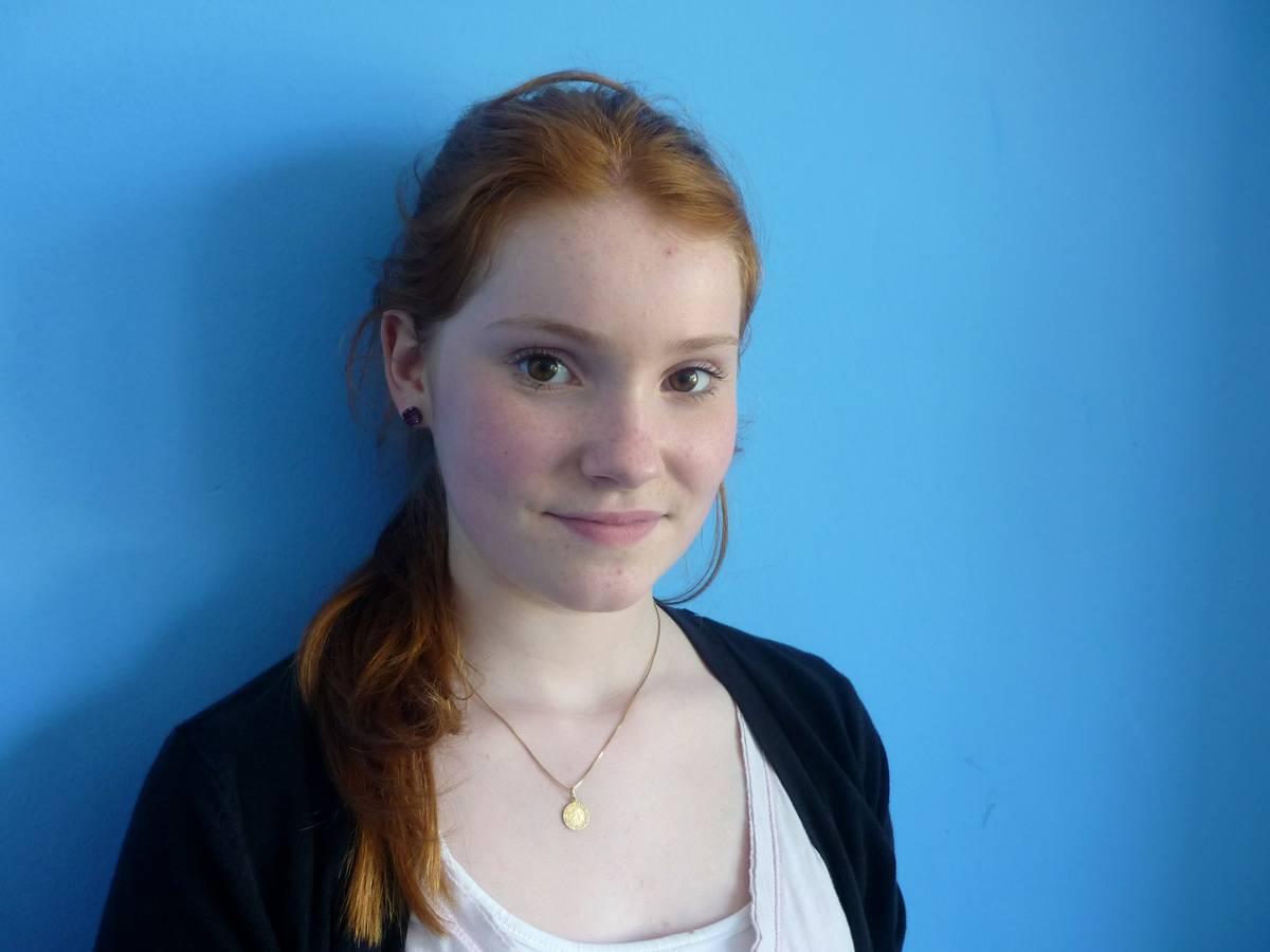 Marie 14 Jahre Aktionisten